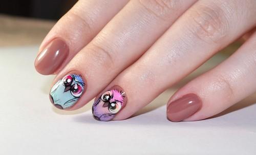 Фото дизайнов ногтей