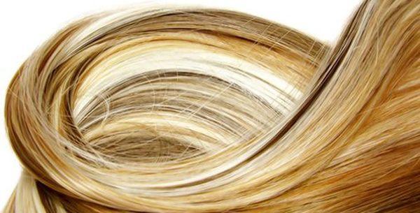 Контрастное мелирование волос