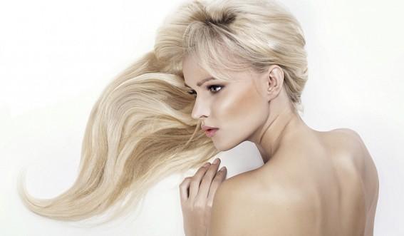 Мелированое волос Балаяж