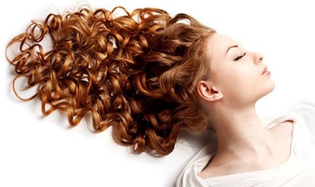 Креативная завивка волос