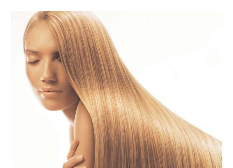 Смывка цвета волос