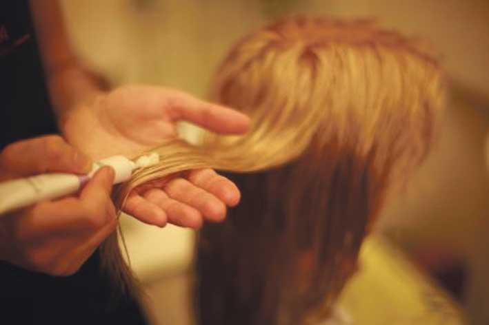 Люкс-уход для поврежденных волос