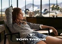 """Специальная совместная акция салона красоты """"Четыре стихии"""" и магазинов Tom Tailor."""