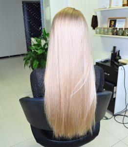 Окрашивание волос в Саратове