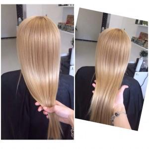 Boost up и коллагеновое восстановление волос