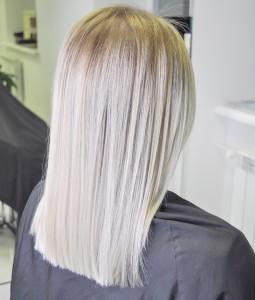 Окрашивание волос