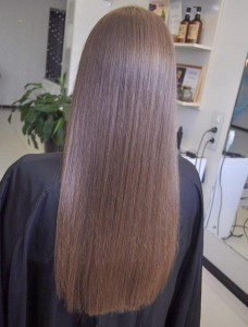 Ботокс + стрижка волос