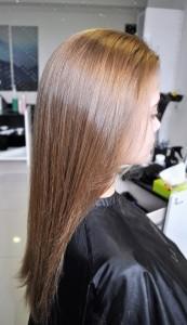 Долговременный объем волос