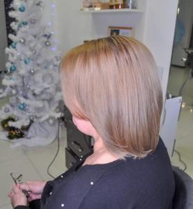 Glossing для волос